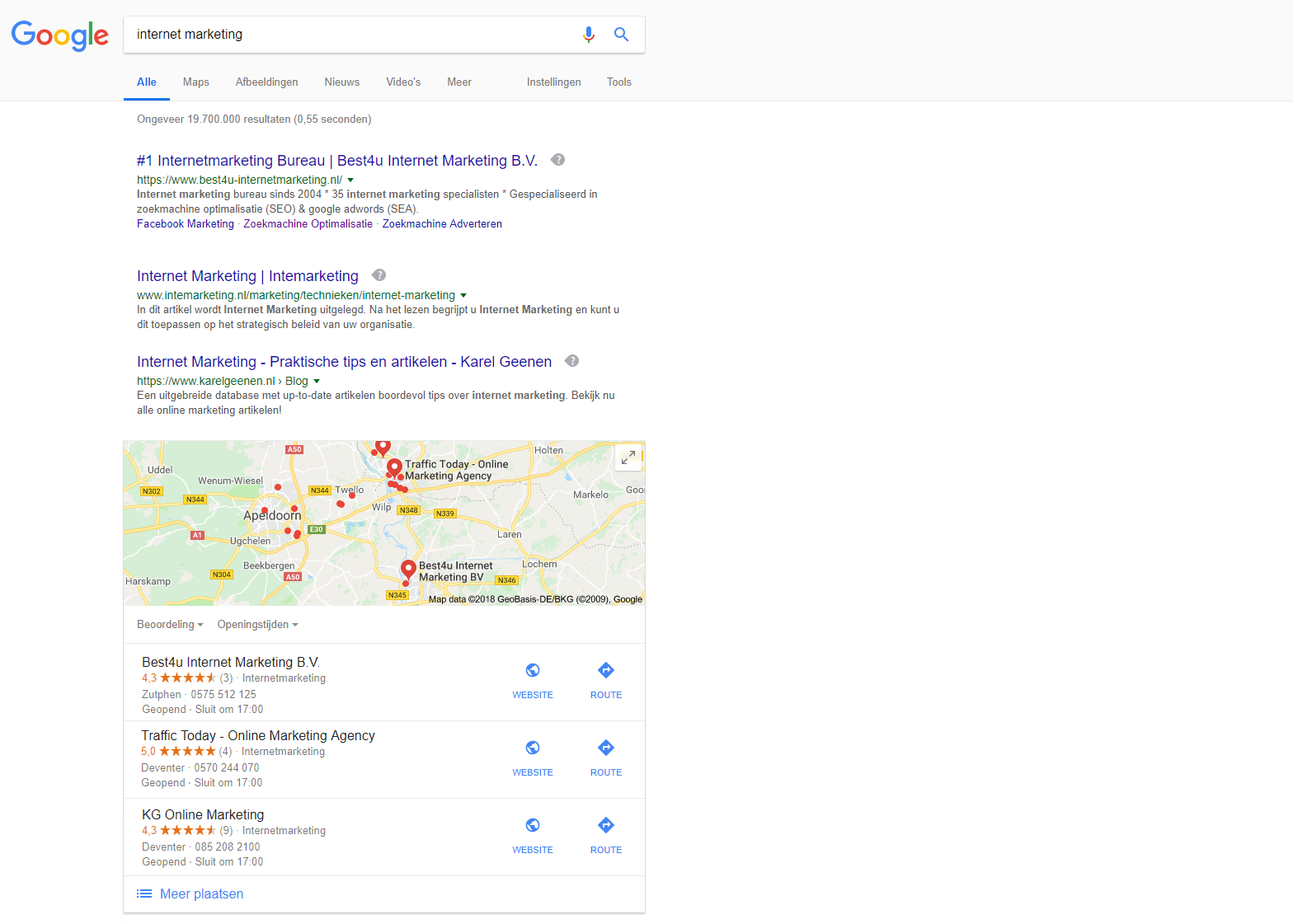 Hoe werken zoekmachines?