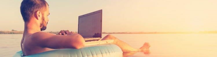Verband tussen goed weer en online verkopen