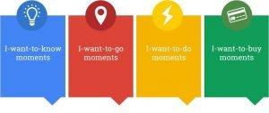 4 micro moments